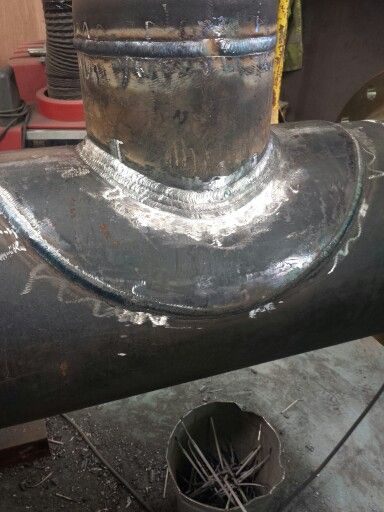 Branch And Comp Pad Stick 7018 Welding Pinterest