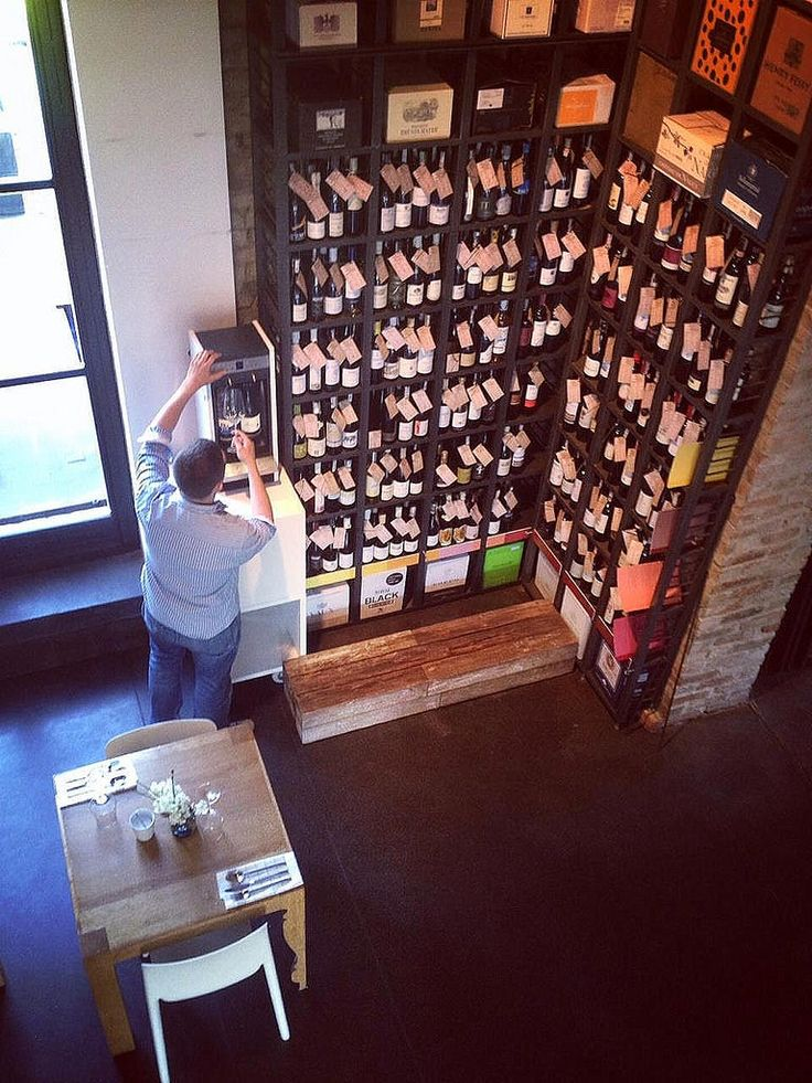 https://flic.kr/p/Hyz4eS | Restaurant & Winebar SPOT, Poznan