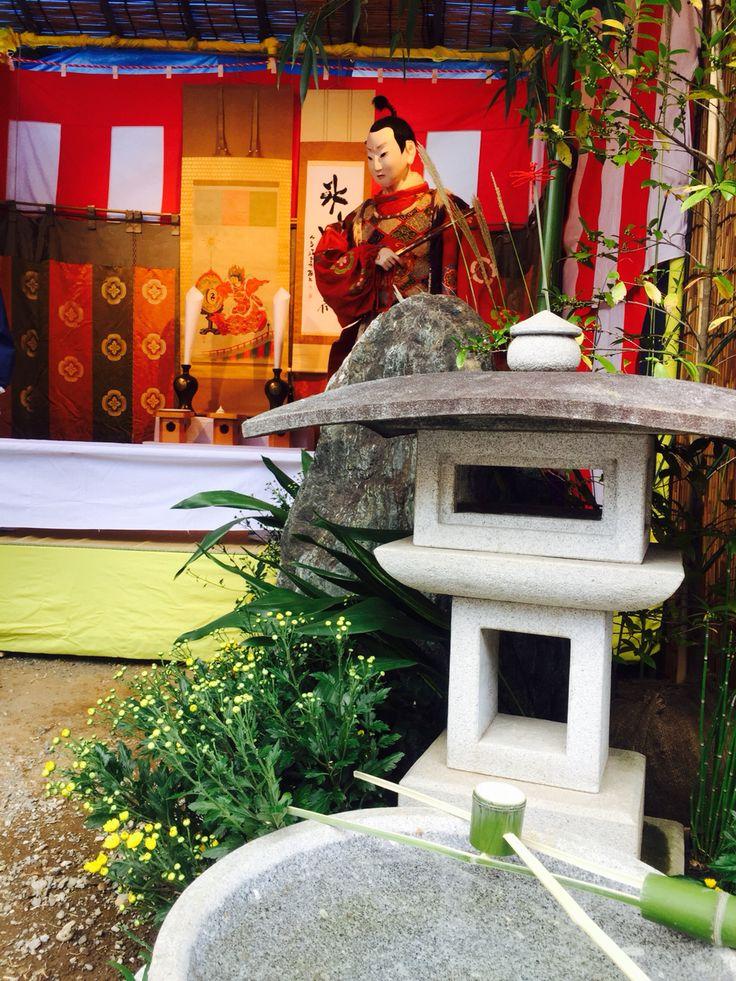 川越祭り 会所