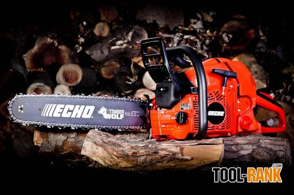 Review: Echo Timber Wolf CS-590 Chainsaw
