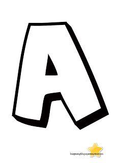 letras grandes para imprimir                                                                                                                                                                                 Más