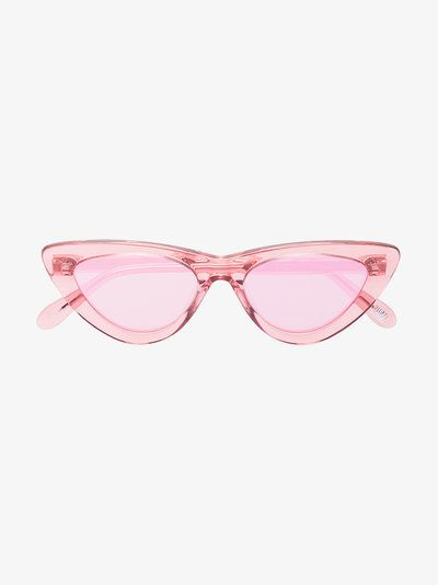 558d0bba46 Chimi Pink Guava 006 Cat Eye Sunglasses
