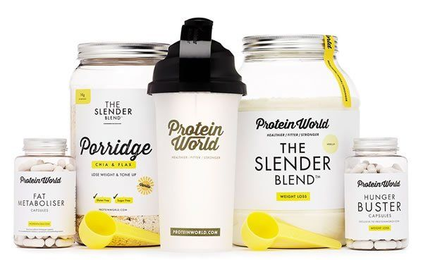 The Slender Blend review - Protein World | Fitness, Lifestyle, Reviews | The Sport Review