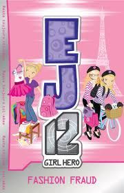 EJ12 Girl Hero #story #book