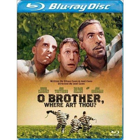 O Brother, Where Art Thou? [Blu-ray]