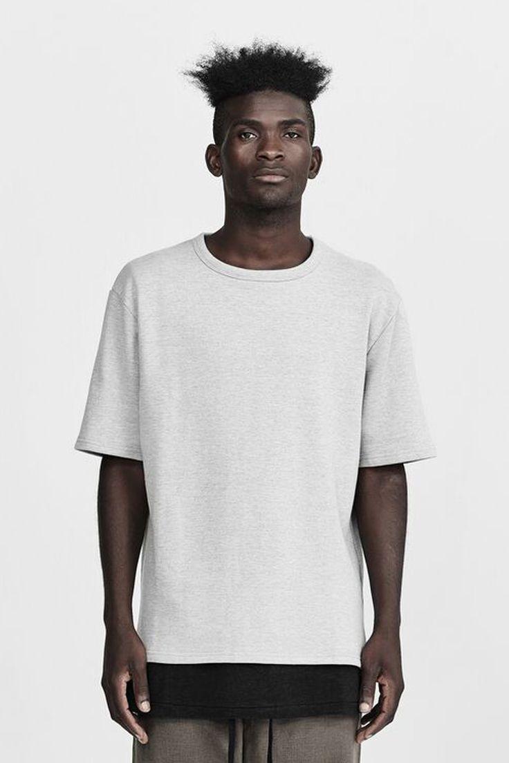 commoners - Fleece Short Sleeve T | Marle