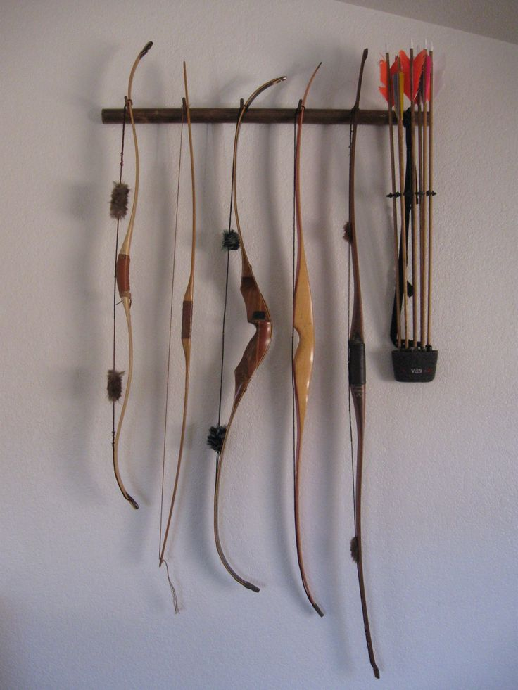 25 Best Ideas About Bow Rack On Pinterest Archery