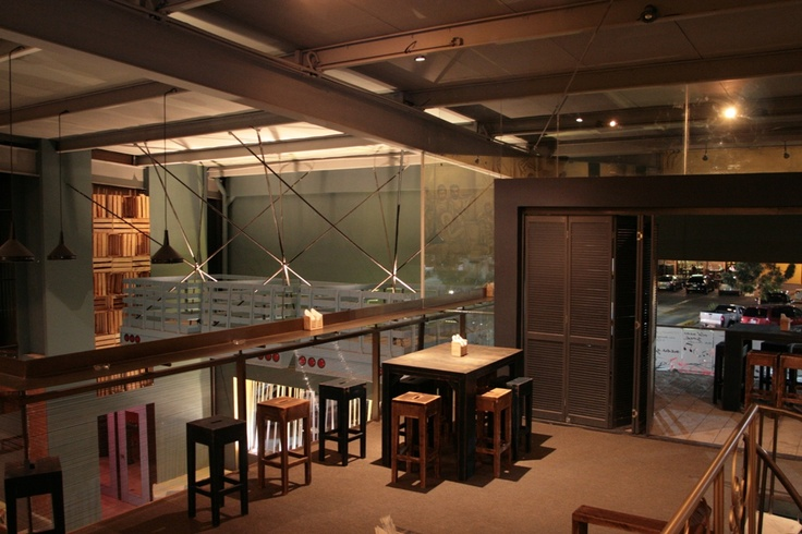 Cachemi Restaurant by m arquitectura Celaya GTO.