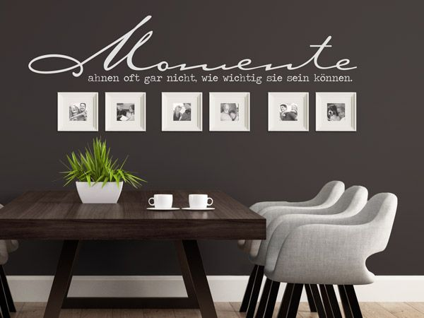 Die besten 25+ Wandgestaltung wohnzimmer Ideen auf Pinterest - wohnzimmergestaltung mit wandtattoo