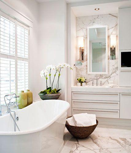 Bathroom Interior Design: 70 Best Bathroom Inspiration Images On Pinterest