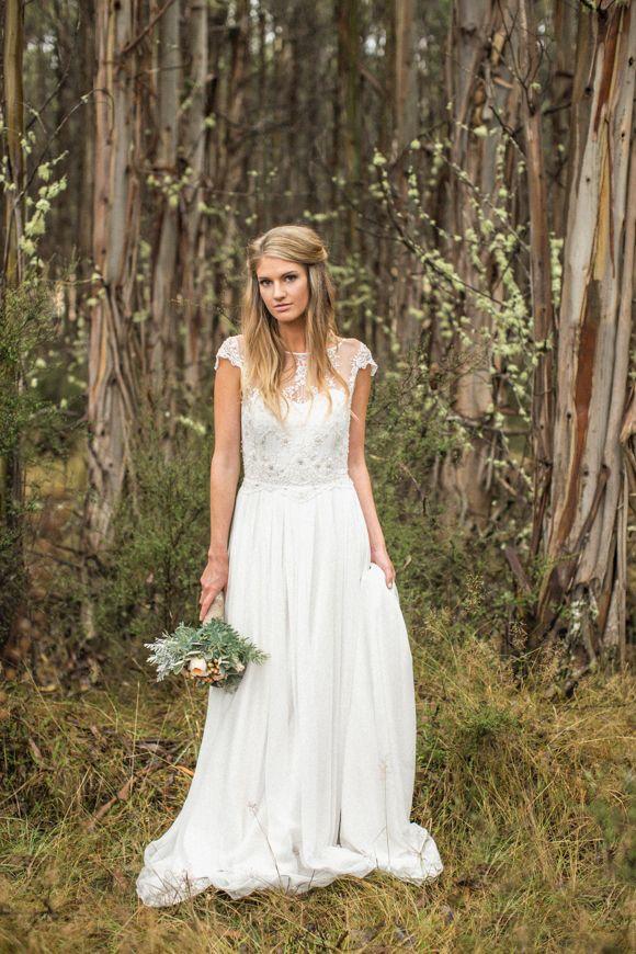 magnolia rouge | wedding dress | bride | wedding inspiration | sweet forest photos | wedding gown | bridal portrait