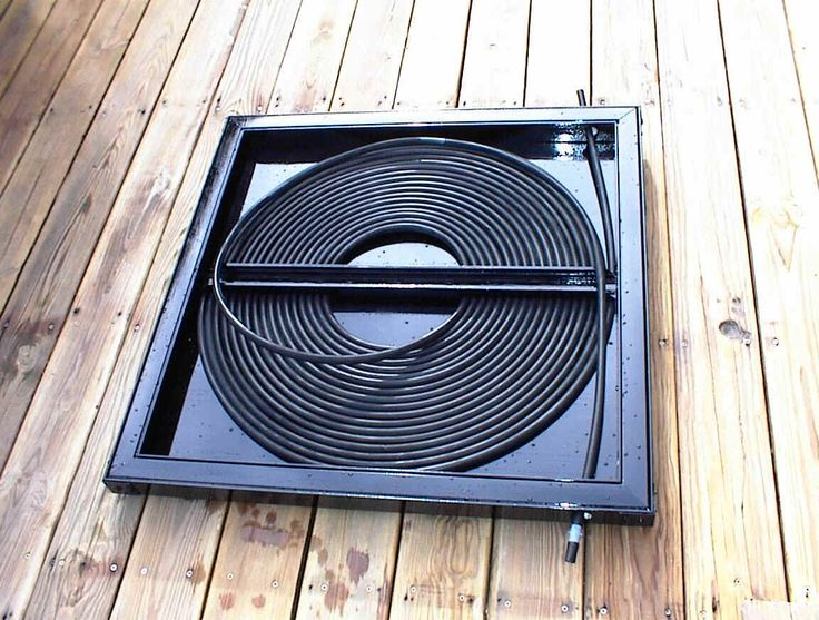 20 best solar pool heaters images on pinterest swimming - Solar powered swimming pool heater ...