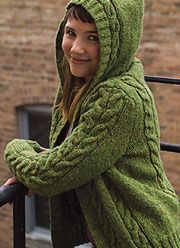 Ravelry Knitting Pattern Central : #13 Central Park Hoodie pattern by Heather Lodinsky ...