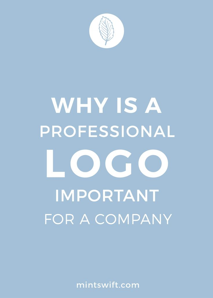 A logo is a visual representation of your business and, therefore, it's crucial. Logo design establishes your identity, and it is also the most powerful marketing tool…. Click on image to read more or re-pin it and save for later