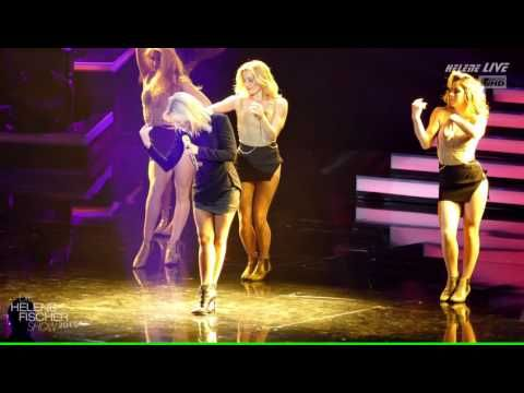 Helene Fischer Show 2015 Ultra-HD - 01 - Intro Phänomen - YouTube
