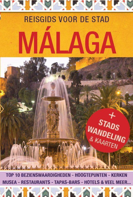 De 2e druk van de reisgids Malaga is uit en hij is prachtig geworden. 140 pagina's, full colour, inclusief stadswandeling, kaarten en een uitgebreide uitleg over de Spaanse keuken. De reisgids voor de stad Malaga is te bestellen bij Bol.com. http://www.bol.com/nl/p/reisgids-voor-de-stad-malaga/9200000026240564/