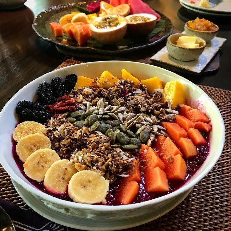Yummy! Love Bali breakfast!