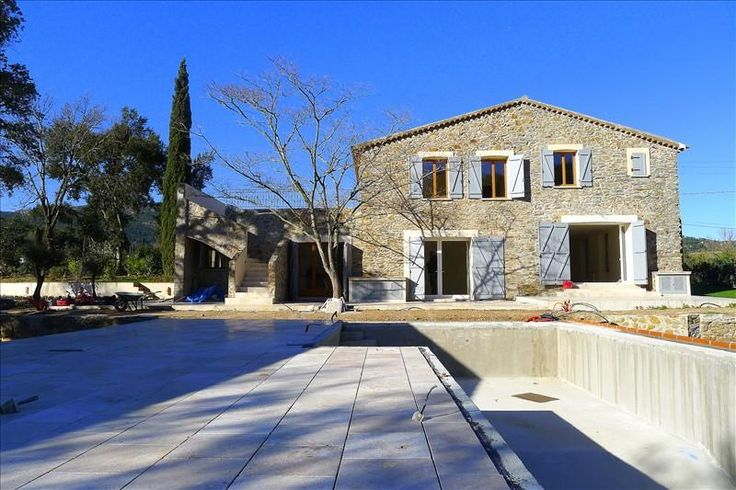 Tastefully renovated country house with a large park #Grimaud  Superb property in stone fully renovated with taste on a flat large plot of 7000 sqm with waterfall.  All rooms are en suite, pool with large pool house, large terraces, garage. http://aiximmo.ch/en/listing/tastefully-renovated-country-house-with-a-large-park/  #frenchriviera #cotedazur #mallorca #marbella #sainttropez #sttropez #nice #cannes #antibes #montecarlo #estate #luxe #provence #immobilier #luxury #f