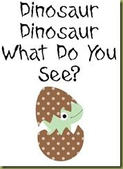 Free Dinosaur Kindergarten Pack from Royal Baloo