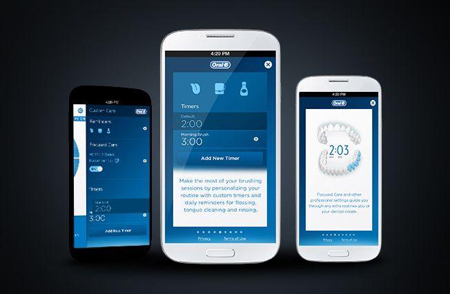 Specjalna aplikacja do Twojego telefonu!  http://spadental.pl/szczoteczka-elektryczna-oral-pro-6000-smartseries-crossaction-910