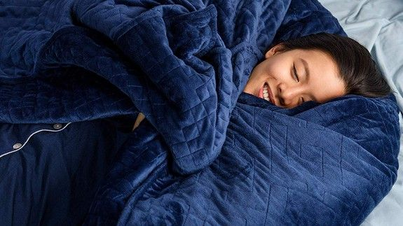 Yes You Really Do Need A Weighted Blanket And These Ones Are