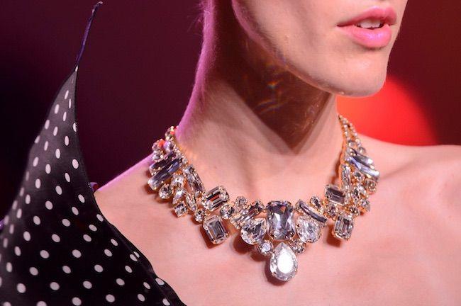 Bijoux: 51 collane e collari moda autunno inverno 2017-2018