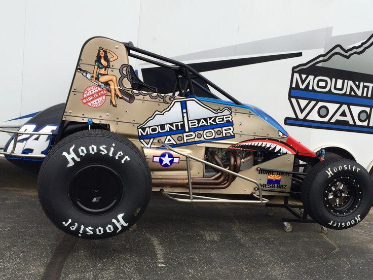 Slaves, Modified midget racing chassis