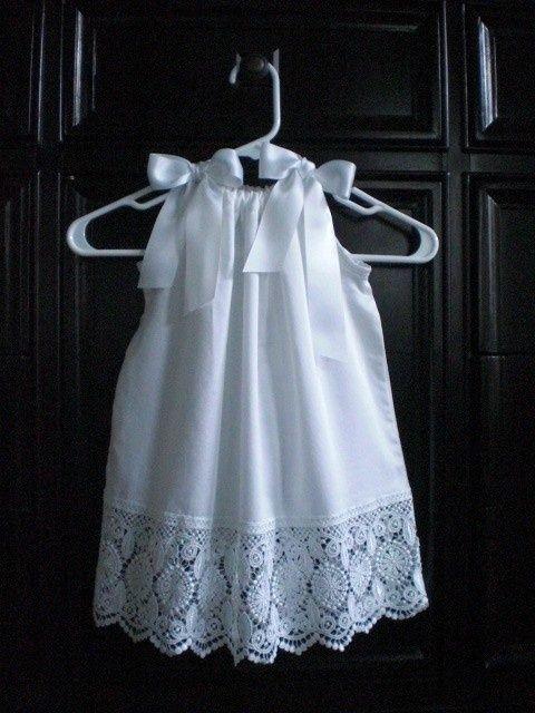 pillowcase dresses...
