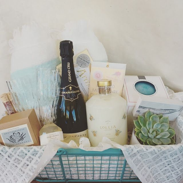 """Date Night In"" Gift Basket"