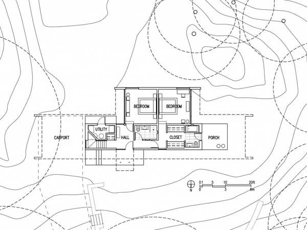 Waccabuc House Designs Tea on