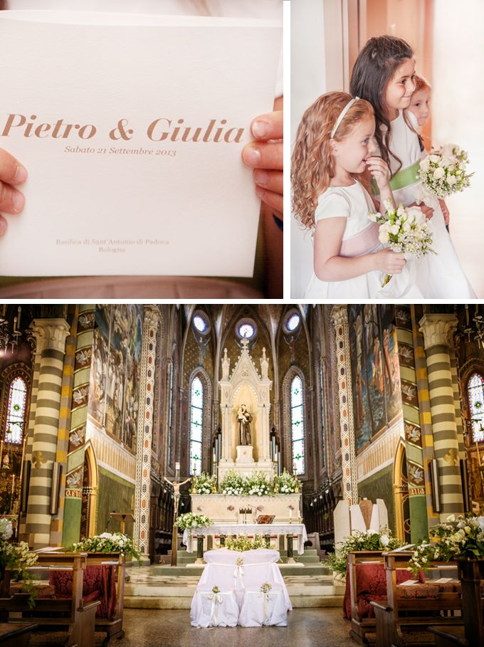 An italian wedding white&green (green-think.it wedding planner)
