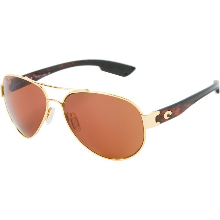 I'm obsessed with these since I tried them on!! Costa Del Mar South Point Polarized Sunglasses