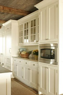 Westport Island House Kitchen and More - Content in a Cottage