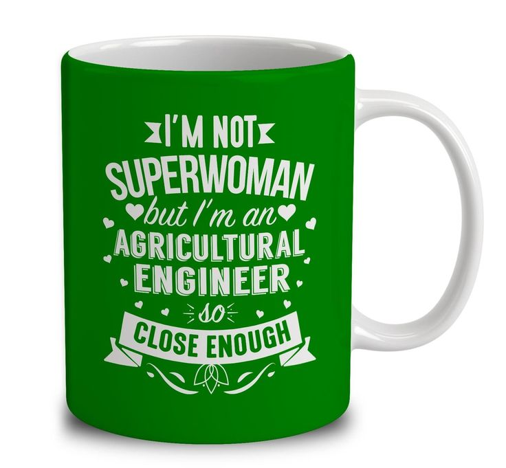 I'm Not Superwoman But I'm An Agricultural Engineer