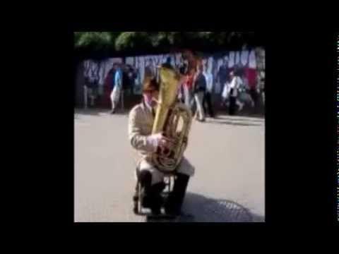Fiery trumpet