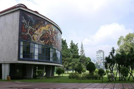 Central University City Campus of the Universidad Nacional Autónoma de México (UNAM) - Mexico