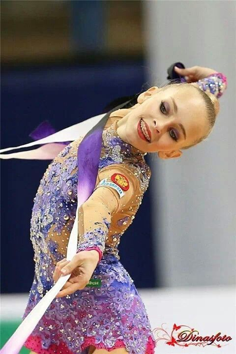 Rhythmic Gymnastics Inspiration