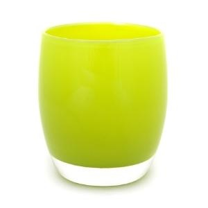 glassybaby hand-blown glass #CruiseInChartreuse | Cruise In Chartreuse | Pinterest | Color, Green and Bright