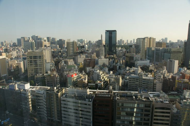 Tokyo, From the Tokyo Dome Hotel