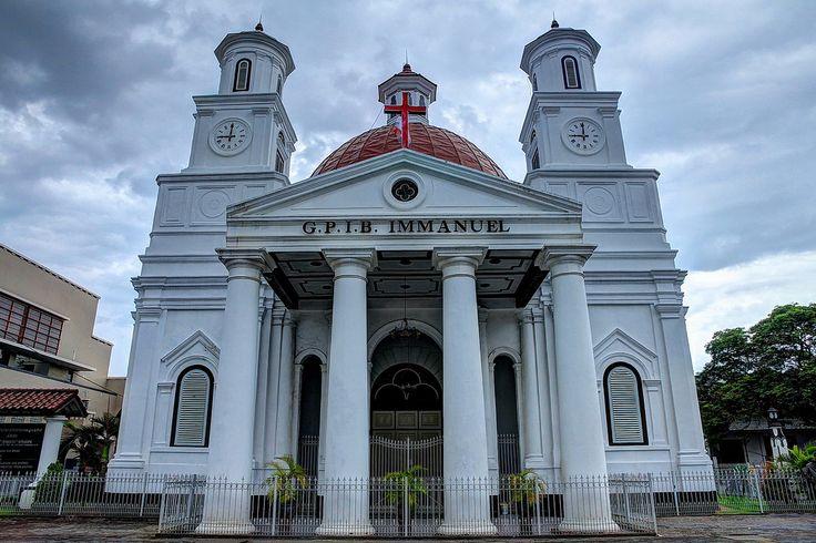 Blenduk Church, Semarang, Indonesia Gereja Blenduk | Semarang