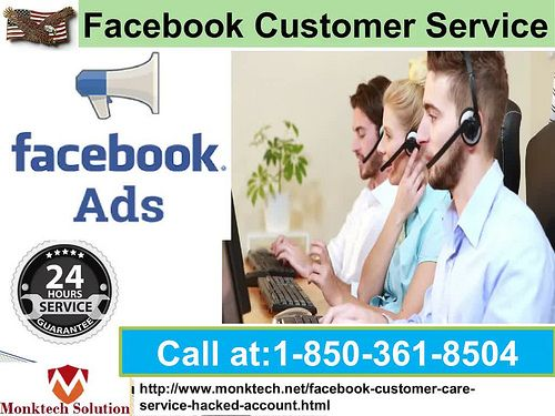 Facebook Customer Service 1-850-361-8504: A Wonderful Tool for the solution   Are you looking for a reliable source of technical assistance against your problematic Facebook account? You should immediately dial toll-free Facebook Customer Service number 1-850-361-8504 for quality assistance. The technical executives at our end have years of experience under their belt and help enjoying hassle-free Facebook experience. For any further help visit our official website…