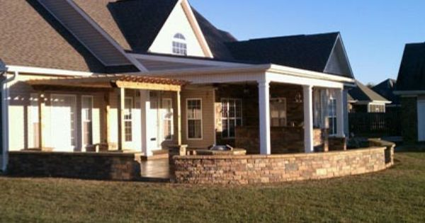 1000+ Ideas About Screened Porch On Pinterest | Back Porches .