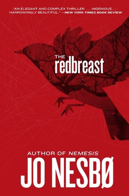 The 41 best books worth reading images on pinterest reading book the redbreast jo nesb fandeluxe Images