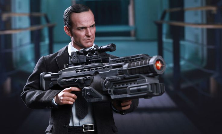 Sideshow Collectibles and Hot Toys are proud to present the Agent Phil Coulson Limited Edition Sixth Scale Collectible Figure from the smash hit The Avengers. T