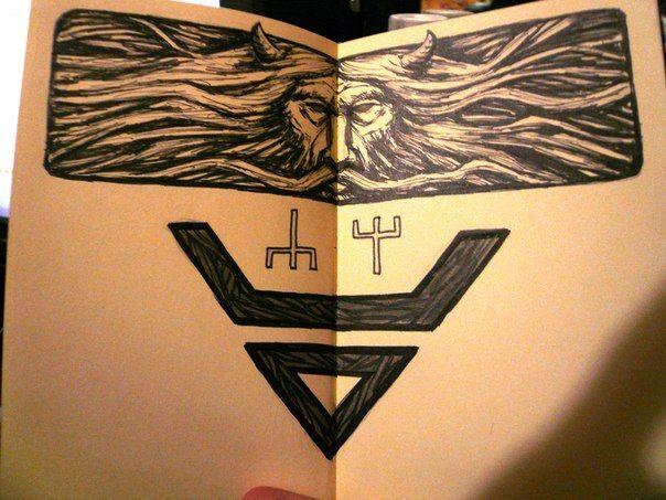 Weles symbol
