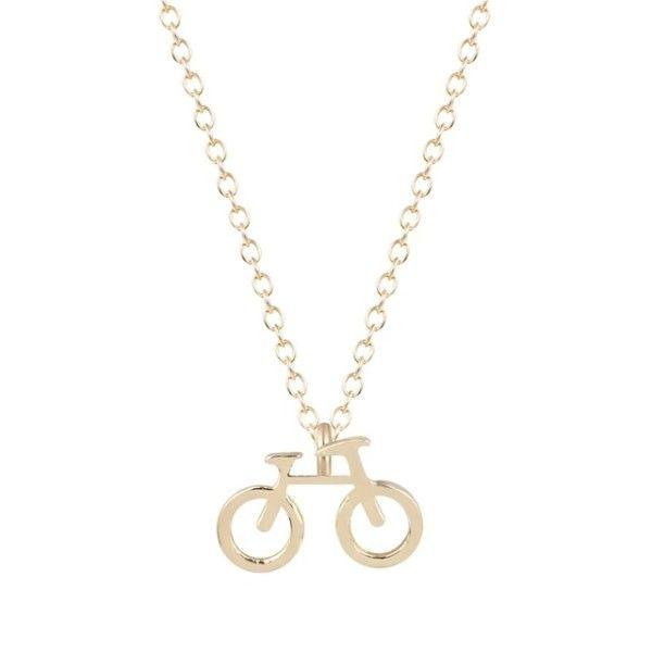 Collar bicicleta  #collarregalomujer #collarmujer