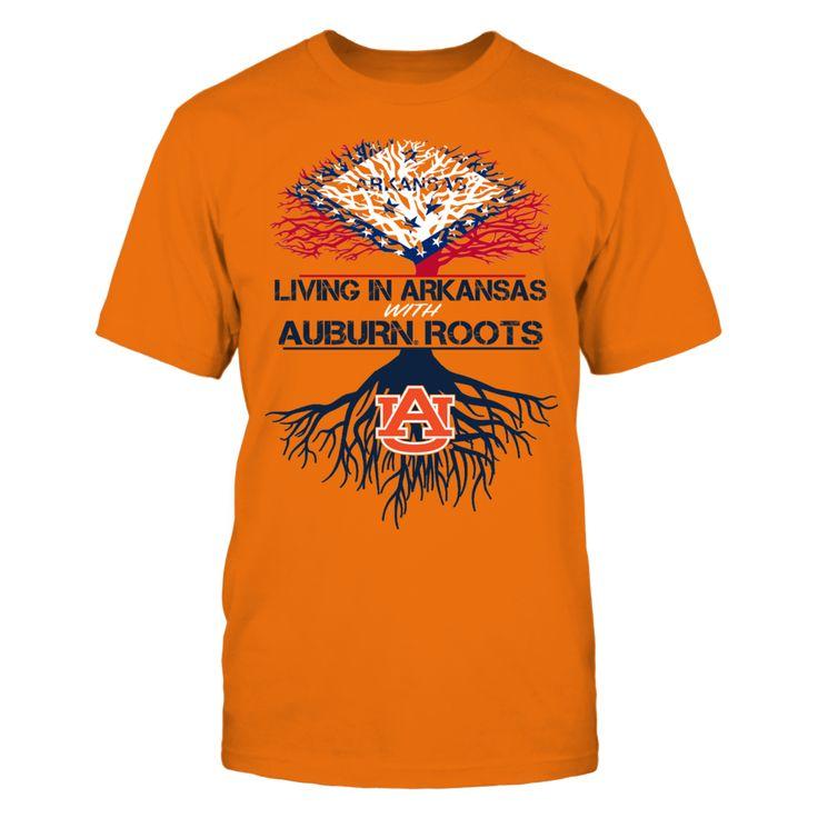 Auburn Tigers - Living Roots Arkansas Front picture