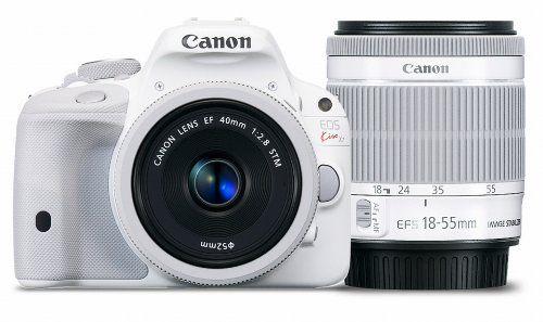 Canon デジタル一眼レフカメラ EOS Kiss X7(ホワイト) ダブルレンズキット2 EF-S18-55mm F3.5-5.6 IS STM(ホワイト) EF40mm F2.8 STM(ホワイト) 付属 KISSX7WH-WLK2 キヤノン http://www.amazon.co.jp/dp/B00KAQX65U/ref=cm_sw_r_pi_dp_pxdwub0VWJ43E