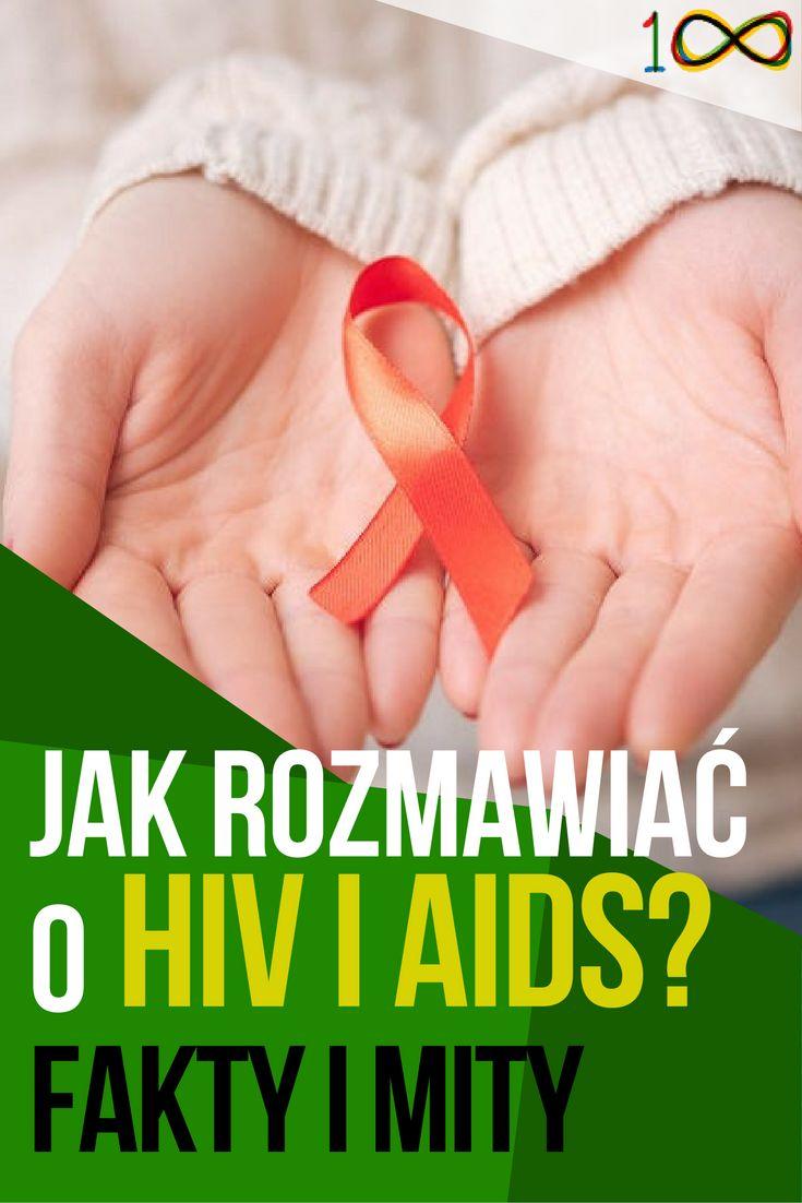 Jak rozmawiać o HIV i AIDS?