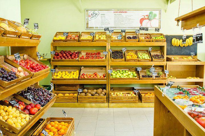 "Fruits & Veggies market by Beregova A. db ""Vozduh"", St Petersburg – Russia » Retail Design Blog"